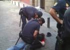 En libertad los cuatro detenidos por resistencia a la autoridad