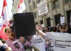 Los alcaldes rurales protestan ante Hacienda contra la reforma local