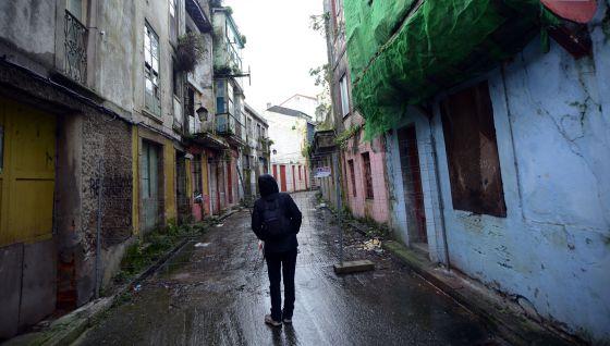 La calle de ferrol donde habita la ruina espa a el pa s - Temperatura actual ferrol ...