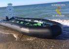 Incautados 2.800 kilos de hachís en la playa de los famosos de Marbella