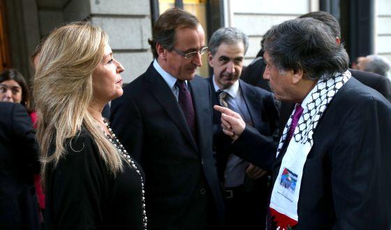 El Congreso español insta al Gobierno a reconocer el Estado palestino