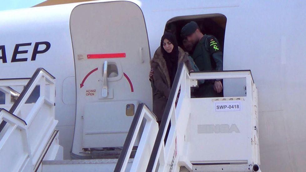 Samira, la â??reclutadoraâ?? de mujeres del Estado Islámico