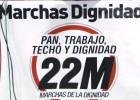 Las Marchas de la Dignidad regresan hoy a Madrid