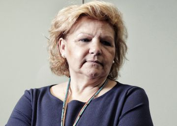 """Ángeles Pedraza: """"No iría en unas listas que encabezase Rajoy"""""""