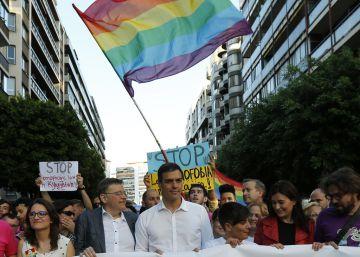 Lo que prometen las formaciones políticas para el colectivo LGTBI