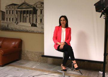 """Margarita Robles: """"Una opción para que haya Gobierno es que Rajoy no sea candidato"""""""