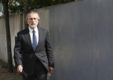 Correa confiesa que el PP de Francisco Camps le pagaba con dinero negro