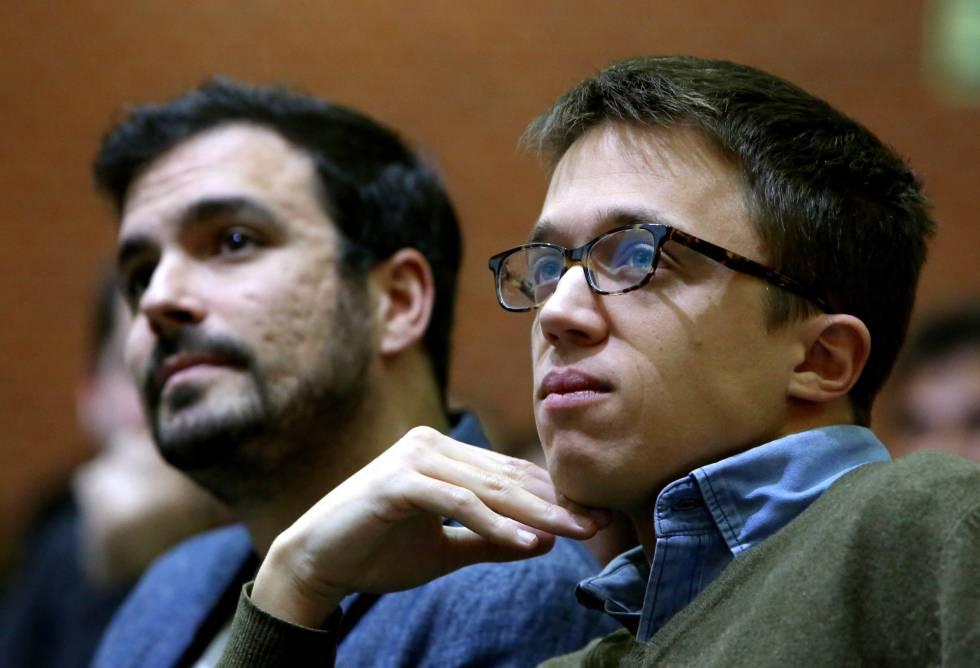 Errejón fuerza a Iglesias a cerrar el paso a una fusión de Podemos e IU