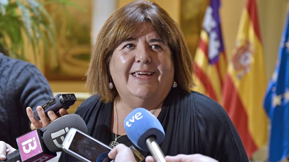 Admitida a trámite la demanda de Xelo Huertas contra Podemos