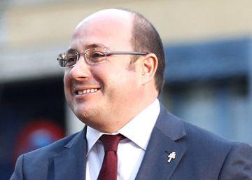 El presidente de Murcia niega ser investigado por corrupción política