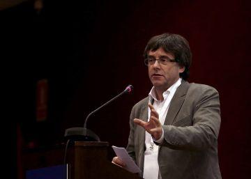 La Generalitat pide fecha para el encuentro de Puigdemont con Rajoy