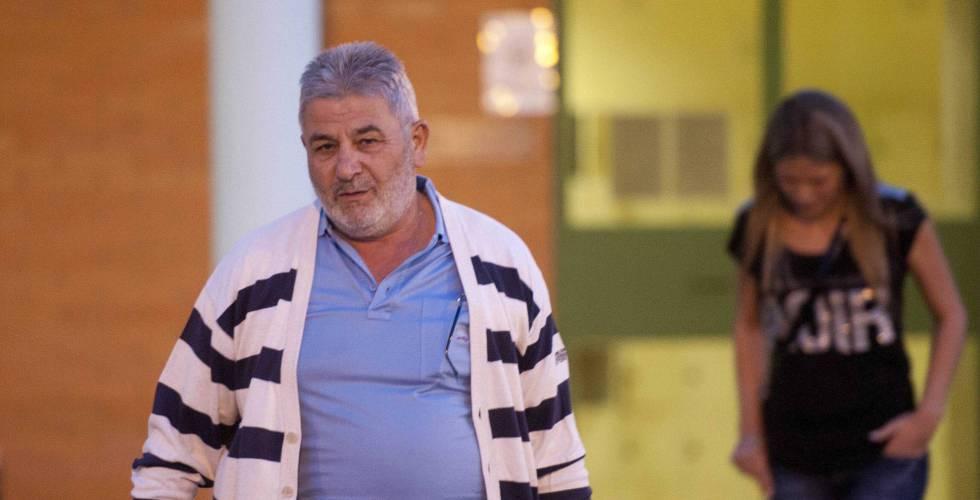 La Audiencia Nacional excarcela al narcotraficante Laureano Oubiña