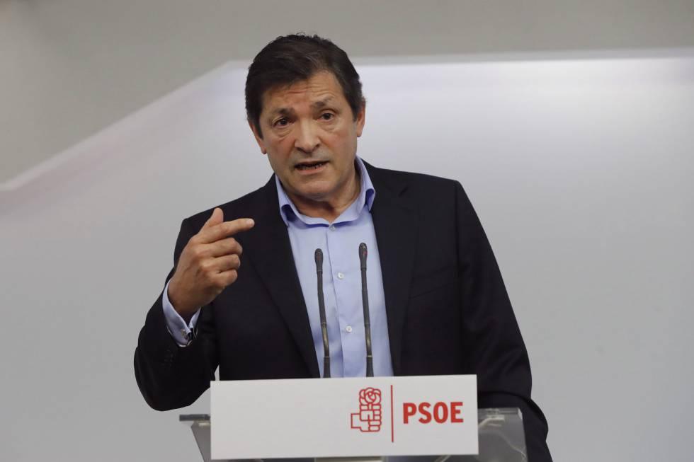 """Javier Fernández aboga por """"reformular"""" la socialdemocracia"""