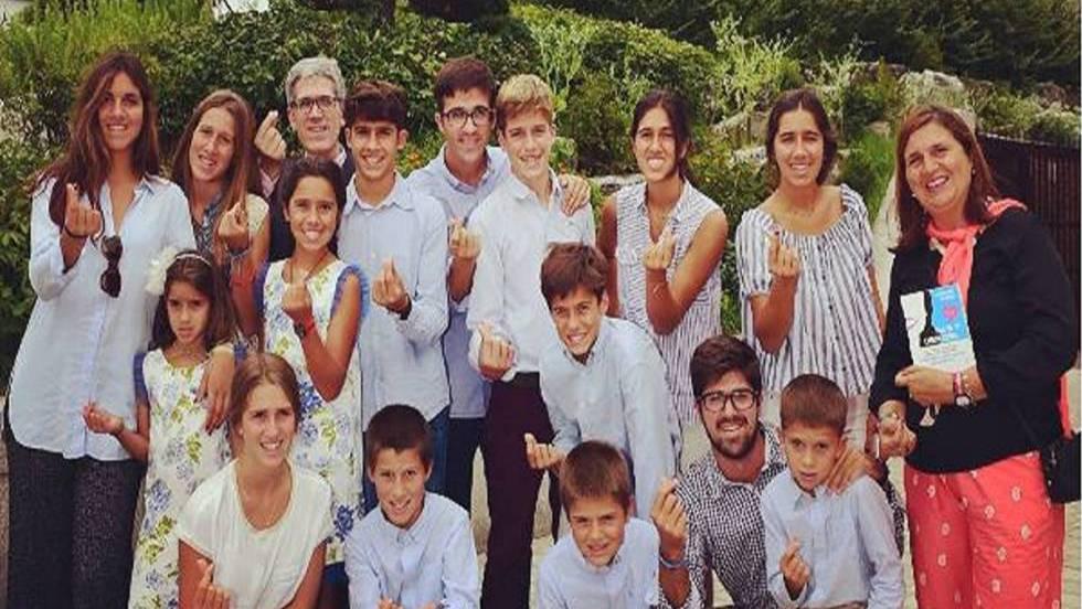 V deo muere chema postigo el padre de la gran familia Aquarium familia numerosa