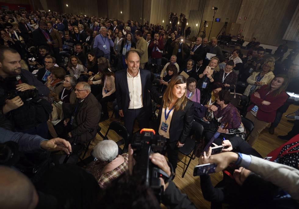 El PP reclama unidad ante las tensiones de sus congresos en Cantabria y Baleares