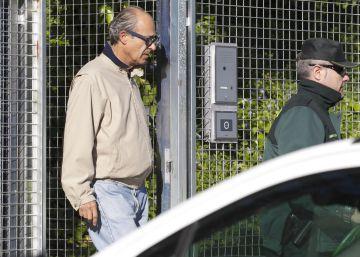 El fiscal pide prisión incondicional para Ignacio González