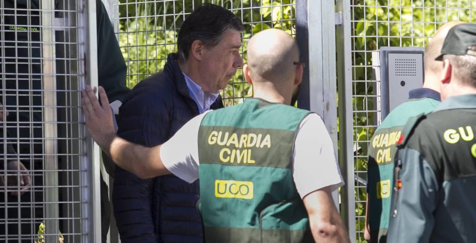 """Ignacio González: """"Lo de 2001 sí que fue un pelotazo"""""""