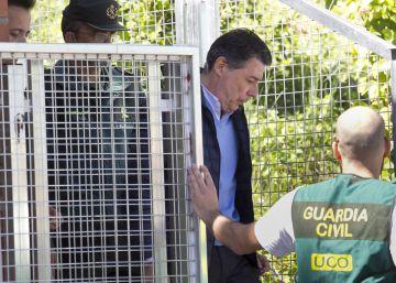 El expresidente en la cárcel: con derecho a patio pero sin televisión