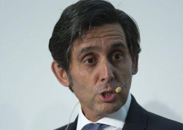 El presidente de Telefónica alerta de que la revolución digital puede traer ?desigualdad y populismo?