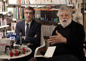 Patxi López alerta del intento de los populismos de ?dinamitar? el sistema