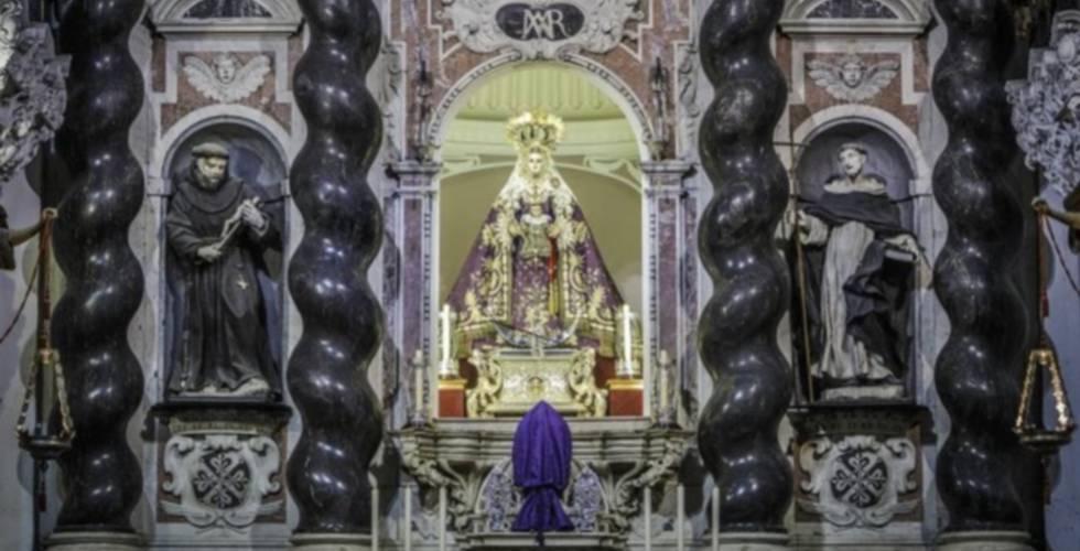 El Ayuntamiento de Cádiz concede la medalla de oro a la Virgen del Rosario