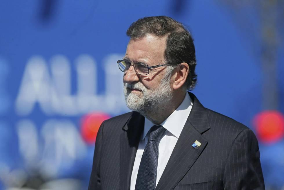 Rajoy replica a Trump destacando la aportación española a misiones internacionales