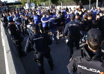 Interior ordena a los policías mantener ?la tensión? para evitar atentados en grandes concentraciones