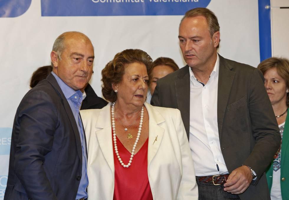 Investigado el descuento del 83% en carteles electorales que benefició al PP de Barberá en 2015