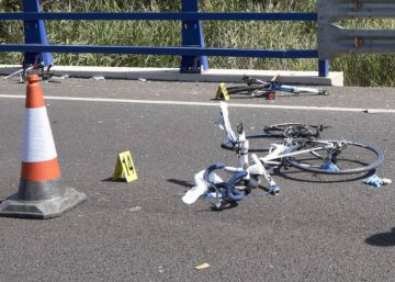 Muere en Toledo un ciclista atropellado por un conductor que se dio a la fuga
