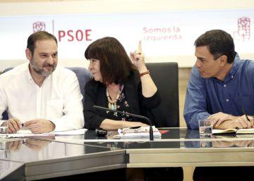 El PSOE choca en sus congresos regionales por el modelo territorial