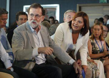 """Rajoy, a los independentistas: """"Nadie va a liquidar la democracia española"""""""