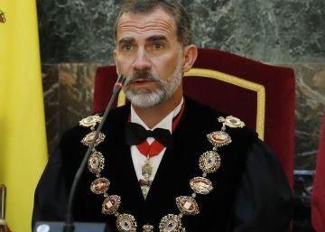 rey cataluña constitución prevalecerá frente quienes quiebran