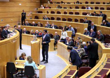Puigdemont no irá al Senado ni mañana ni el viernes