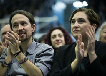 Podem irá a las elecciones del 21-D en coalición con Catalunya En Comú