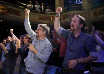 Ciudadanos pisa los talones a Podemos tras la crisis catalana, según el CIS
