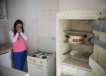 """Un """"cuchitril insalubre"""" como vivienda social en Cádiz"""