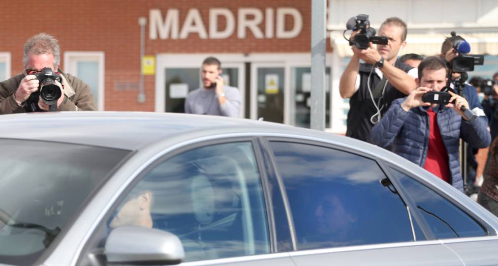 Forcadell sale de la cárcel de Alcalá Meco tras pagar la fianza de 150.000 euros