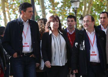 El PSOE y el PSC descartan cualquier pacto con los independentistas