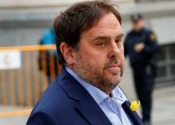 Junqueras, Forn y 'los Jordis' seguirán en prisión provisional sin fianza