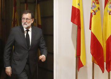 Rajoy supedita la reforma constitucional a la defensa de la soberanía nacional y el consenso