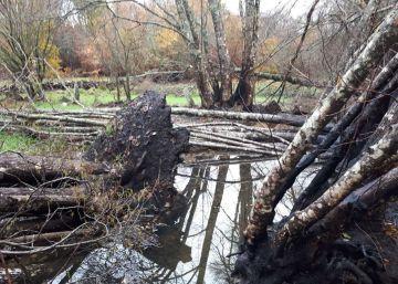segunda catástrofe monte gallego