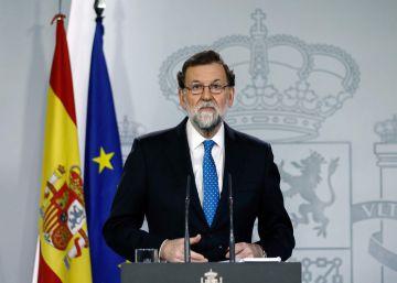 """Rajoy a los militares desplegados en el exterior: """"Sois la mejor versión de España"""