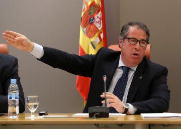 El director de la DGT estaba en Sevilla cuando las nevadas generaron caos en la operación retorno