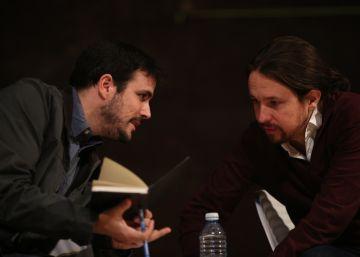 Izquierda Unida reclama más peso en su alianza con Podemos
