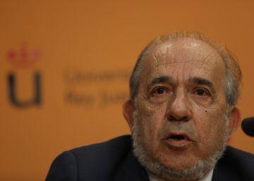Álvarez Conde o el poder absoluto desde la cátedra