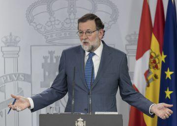 Rajoy intenta frenar la división en el PP y sostiene por ahora a Cifuentes