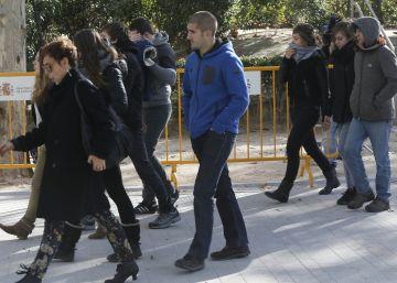 El juicio sobre la agresión a los guardias de Alsasua arranca sin acuerdo en la Audiencia Nacional