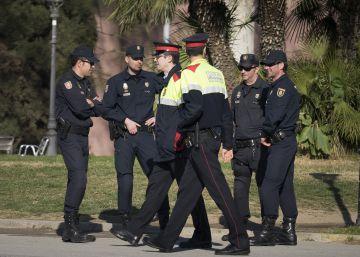 procés provoca fuga policías cataluña