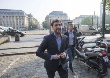 El juez belga rechaza la entrega de los exconsejeros Comín, Serret y Puig por defectos en la euroorden
