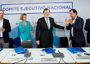 Los críticos del PP exigen abrir un debate ideológico en el congreso que elegirá el sucesor de Rajoy